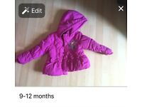 Girls Winter Coats/Jackets and pramsuits