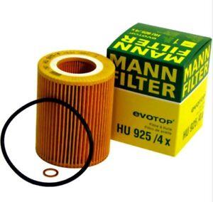 OEM Mann Filter HU925/4x BMW E46 E36 Engine Oil Filter