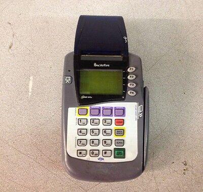 Verifone Omni 3200se Pos Creditdebit Payment Terminal No Ac Adapter