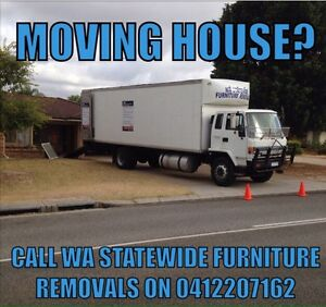 WA Statewide Furniture Removals Osborne Park Stirling Area Preview