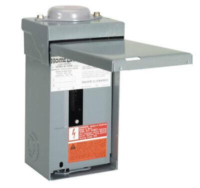 Square D Hom24l70rbcp Outdoor Main Lug Load Center 70 Amp