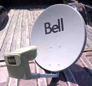 Bell XpressVu Satellite Dish Digital LNB