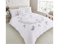 Unused duvet set (200 cm x 200 cm) + 2 pillowcases