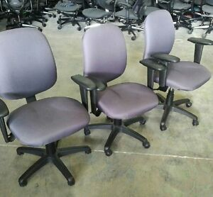 Used Global Sit On It Chairs
