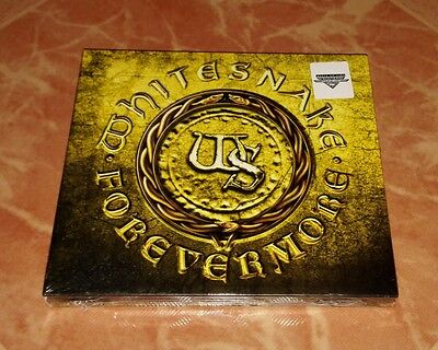 Whitesnake - Forevermore (2011) CD+DVD NEW/SEALED Digipak