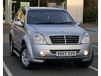 *Low Mileage* Rexton II w/ R CAMERA **Twin Sister of Mercedes ML 270** 4x4 Jeep Shogun nissan navara