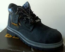 Safety boots size9 and 10