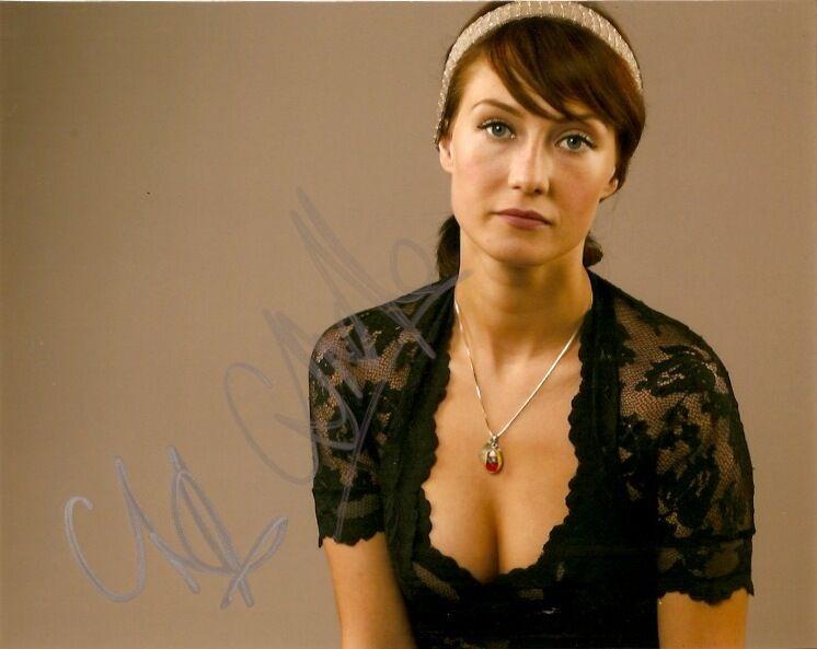Carice Van Houten Game of Thrones Autographed Signed 8x10 Photo COA