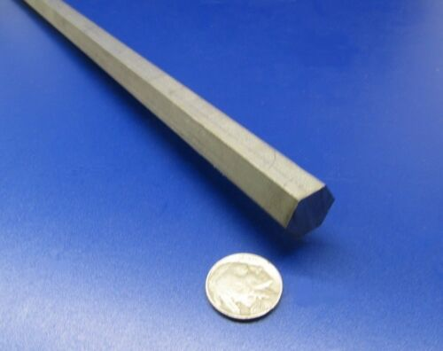 """303 Stainless Steel Hex Rod 5/8"""" Hex x 36"""" Length"""