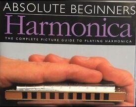 ABSOLUTE BEGINNERS HARMONICA (BRAND BEW)