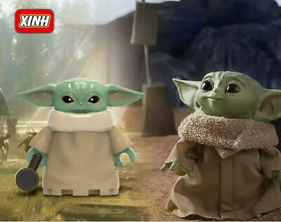 star baby yoda wars baby action figure Battle Blocks Kids Boys Toys
