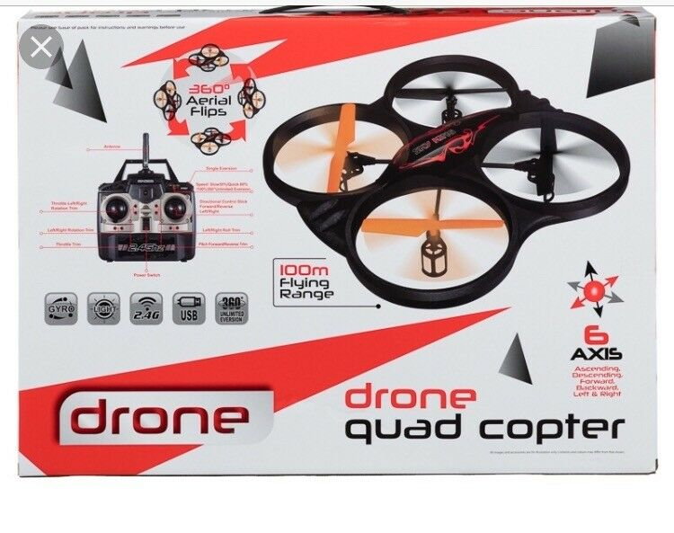 Skyking Drone Quad Copter (NEW)