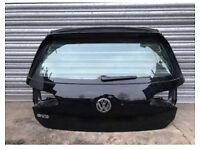 Vw golf mk7 tailgate gti R gtd black