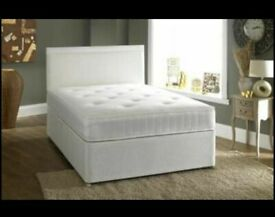 ⭐🆕CLEARENCE ON LUXURY DIVAN BED BASES IN ALL SIZES & COLORS READY GRAB TILL STOCK LAST