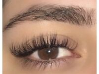 Individual eyelash extensions by lashedbykc! And LASH LIFT