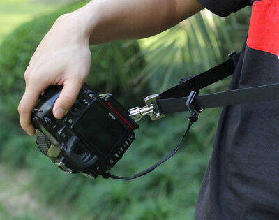 Safety Rope Carry Speed for Nikon Canon Camera neck Strap All DSLR Quick Release
