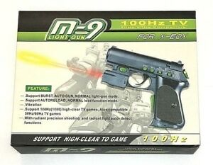 New M-9 Light Gun Controller for the Original Microsoft Xbox