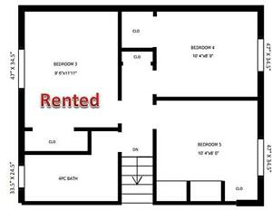 Walking Distance to UW $495 Furnished All Inclusive w/ DSL WIFI Kitchener / Waterloo Kitchener Area image 9