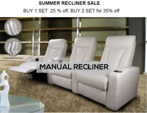 Student Special Sale**FURNITURE, RECLINER, MOVIE CHAIRS,