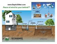 """""""Septic Sitter"""" monitoring system"""