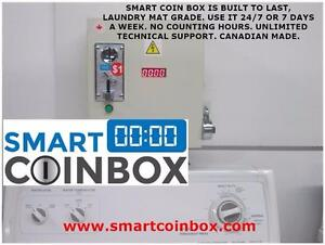COIN OPERATED WASHER AND DRYER  (HEAVY DUTY - INDUSTRIAL GRADE - UNLIMITED USAGE)