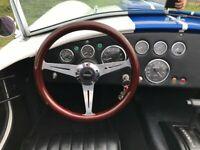 Miniature 10 Voiture Américaine de collection Ford AC Cobra replica 1966