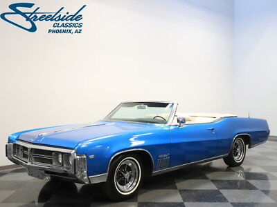 ONLY 67K ACTUAL MILES, CORRECT COLORS, 430 V8, SOLID WESTERN CAR, RARE BUICK!