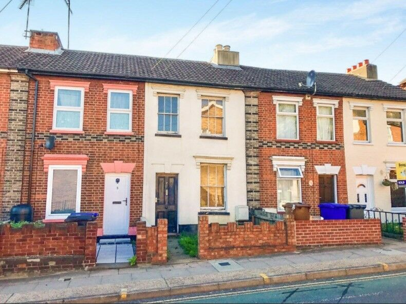 3-Bed House in Ipswich Town Centre - Completely renovated-Ready to move in now! Direct from Landlord