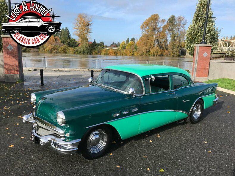 Image 1 Voiture American classic Buick Special Custom 1956