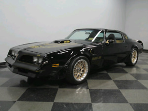 Wanted 1977-1981 firebird