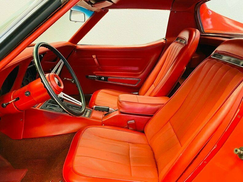 1970 Red Chevrolet Corvette   | C3 Corvette Photo 9