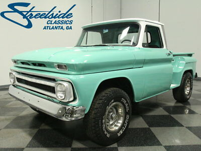 Chevrolet C-10  RECENTLY RESTORED C-10 4X4, 350 V8, AUTO, PWR FRNT DISCS/STEERING, TURNKEY TRUCK