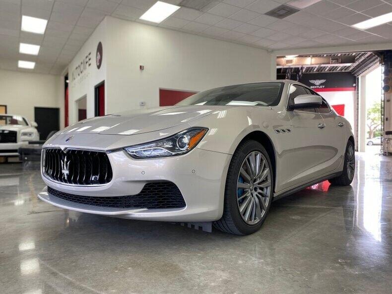 2017 Maserati Ghibli 3.0L   eBay