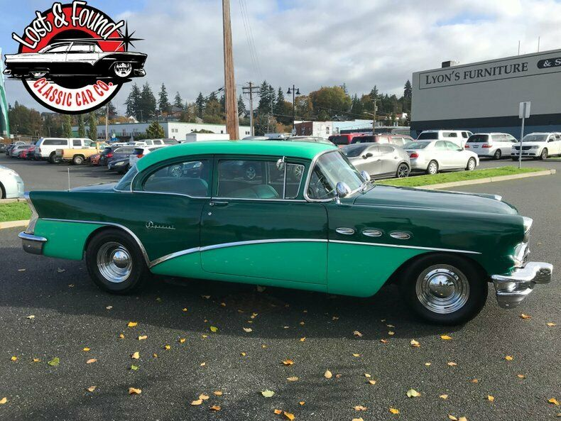 Image 16 Voiture American classic Buick Special Custom 1956