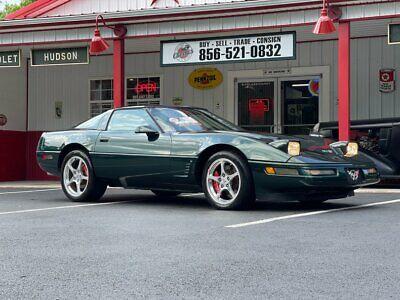 1995 Green Chevrolet Corvette     C4 Corvette Photo 1