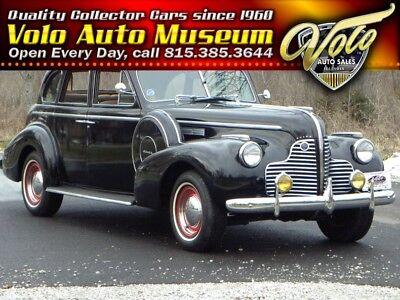 1940 Century Sedan Dual Side Mounts