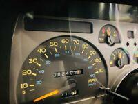 Miniature 23 Voiture Américaine d'occasion Chevrolet Camaro 1992