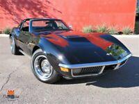 Miniature 1 Voiture American classic Chevrolet Corvette 1971