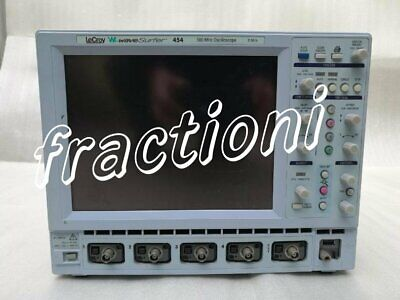 Used Lecroy Oscilloscope Wavesurfer 454 2-year Warranty