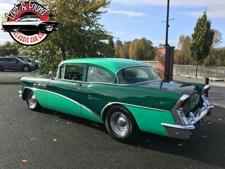 Image 5 Voiture American classic Buick Special Custom 1956