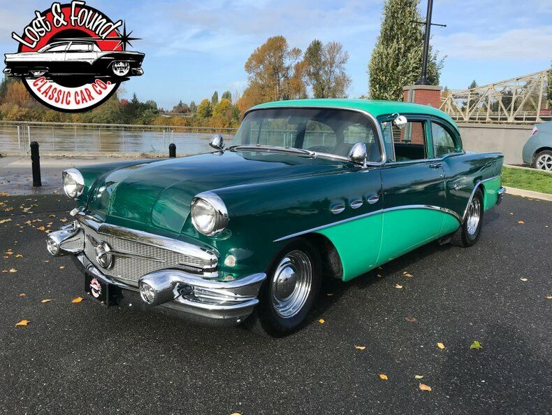 Image 7 Voiture American classic Buick Special Custom 1956