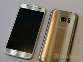 SAMSUNG S7, GOLD, 32GB