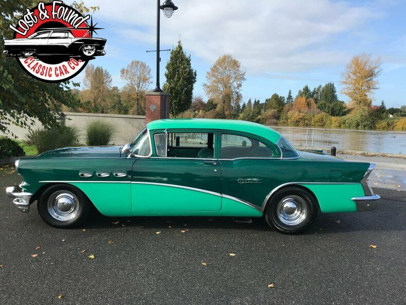 Image 3 Voiture American classic Buick Special Custom 1956