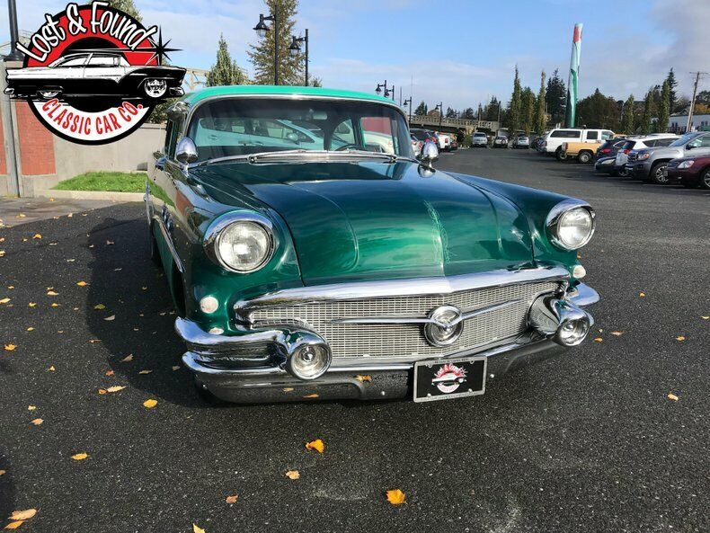 Image 14 Voiture American classic Buick Special Custom 1956