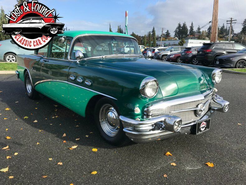 Image 15 Voiture American classic Buick Special Custom 1956