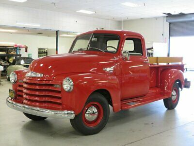 1950 Chevrolet Other Pickups  1950 Chevrolet 3600  Available At American Motors San Jose