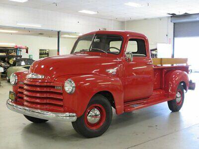 1950 Chevrolet Other Pickups  1950 Chevrolet Pickup Gorgeous Car Runs Excellent