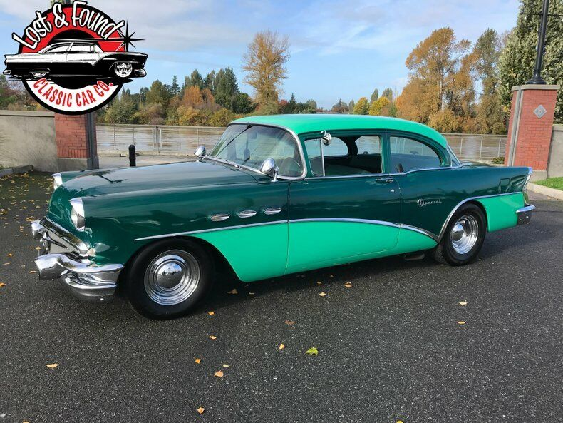 Image 6 Voiture American classic Buick Special Custom 1956
