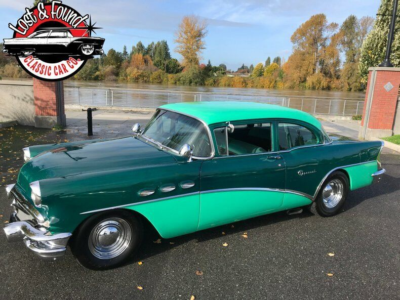 Image 12 Voiture American classic Buick Special Custom 1956