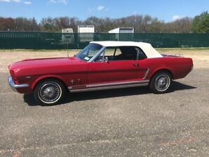 ~*~*~ 1966 FORD MUSTANG CONVERTIBLE!! ~*~*~